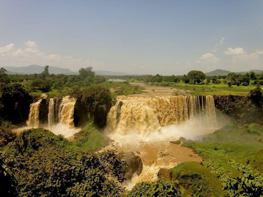 Lago Tana y su Bahir Dar