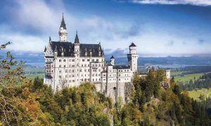 Castillo de Neuschwanstein: parece salido de un cuento en Baviera