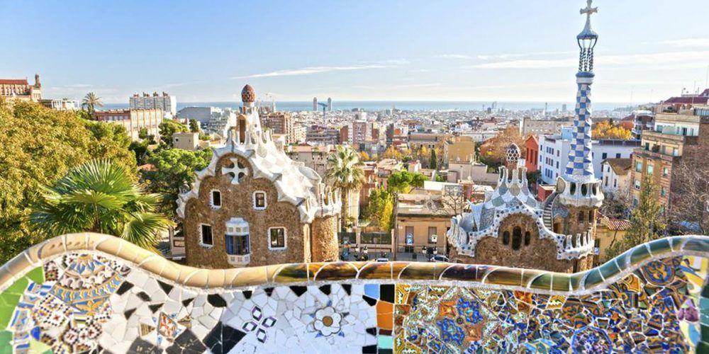 Parque Güell entre los mejores parques urbanos de España