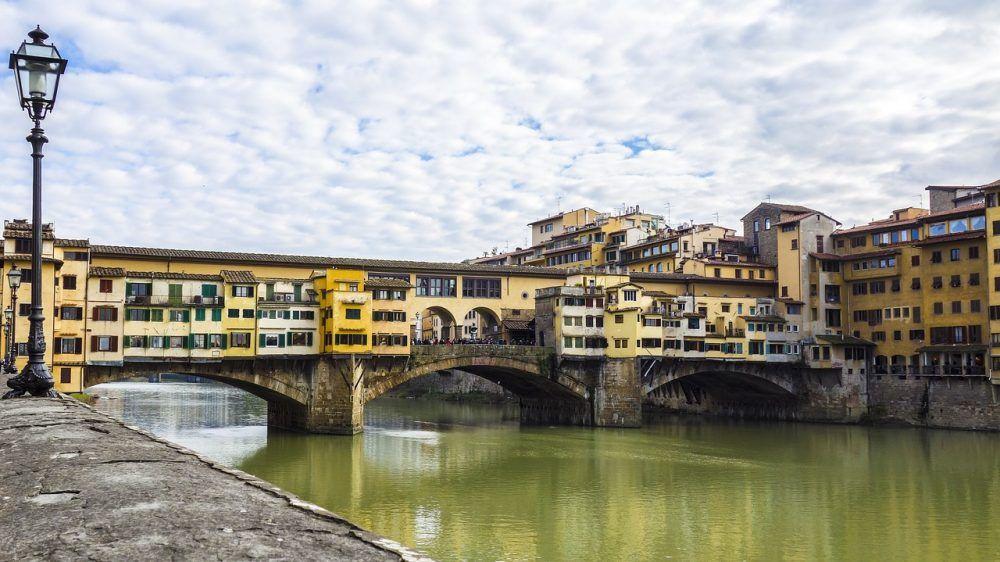 Il Ponte Vecchio en Florencia