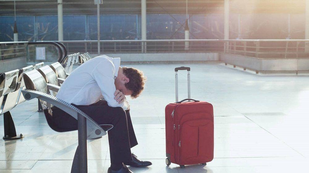 problemas al viajar