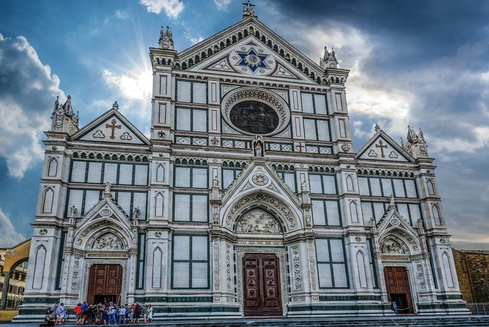 Descubrir Florencia: Basílica de la Santa Croce
