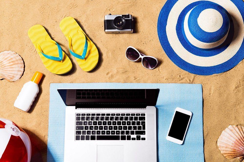 Trabajar en el paraíso y vivir viajando