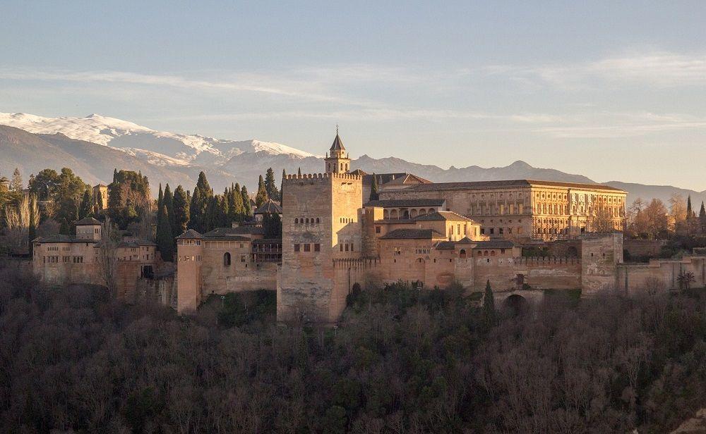 Granada, ciudad de Andalucía