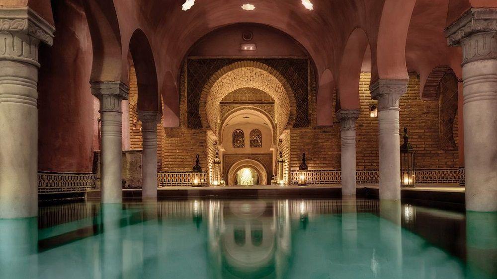 Hammam, baño árabe
