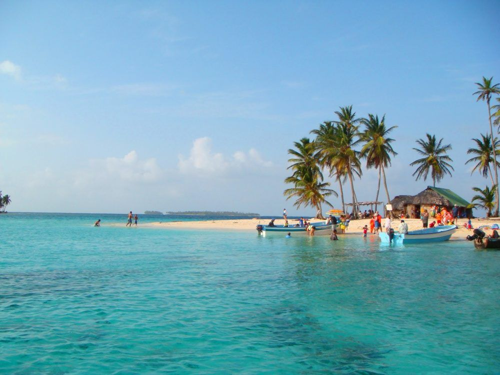 Islas San Blas, Panamá