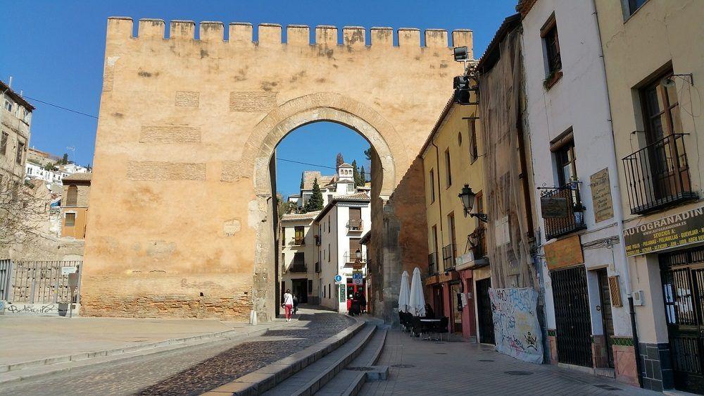 Puerta Elvira, la puerta de Granada
