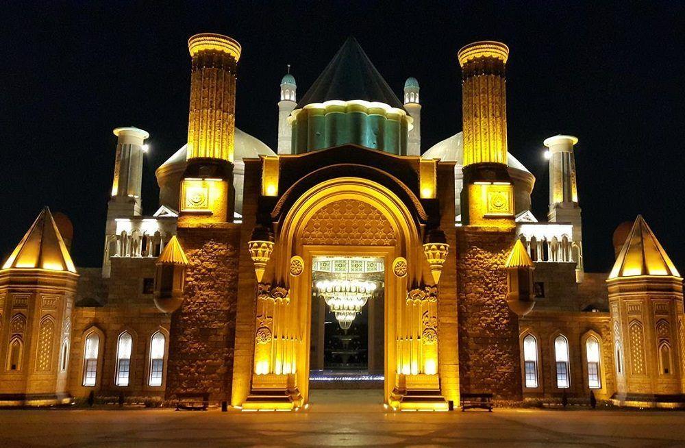 Wornderland Eurasia en Ankara