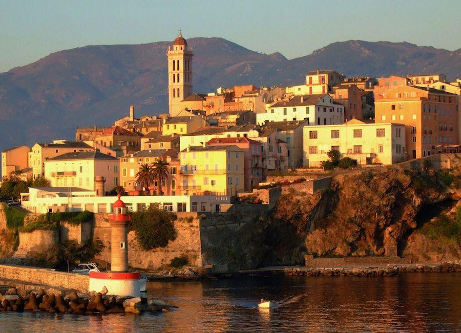 Bastia Córcega