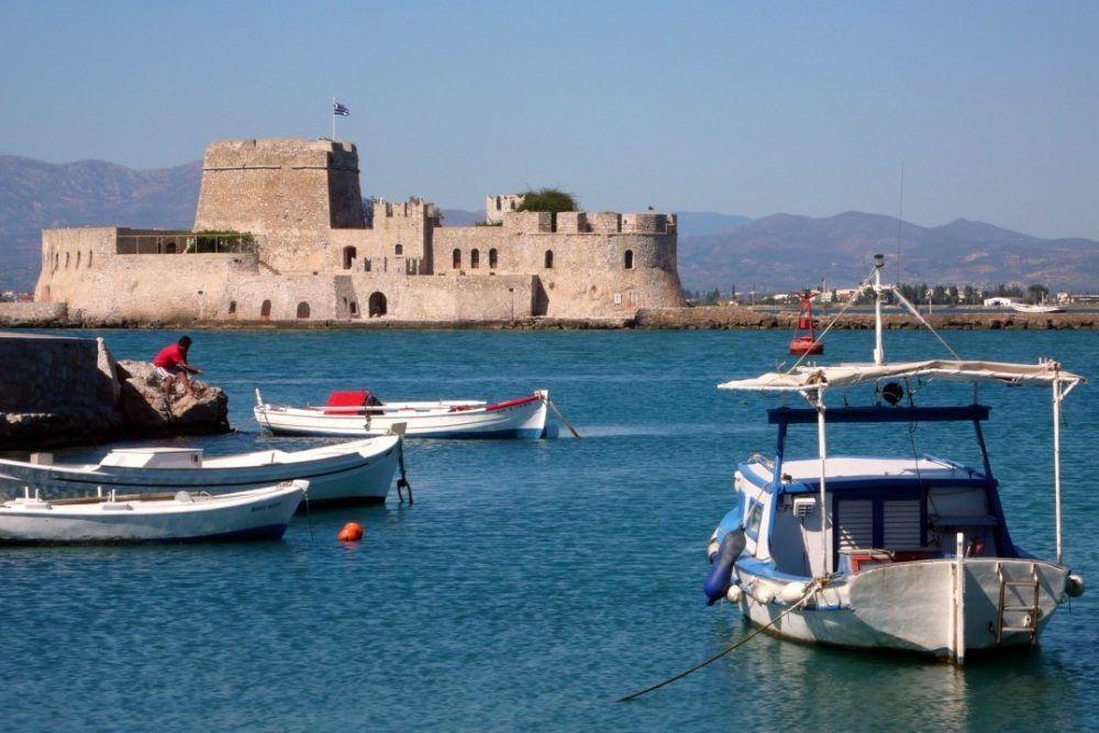 Fortaleza de Bourtzi