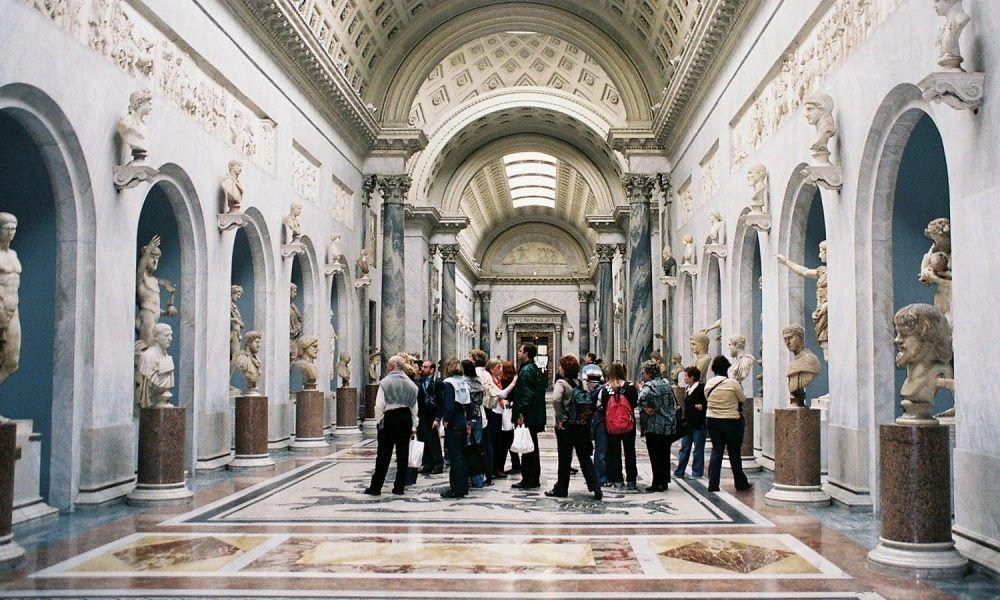 qué ver en los museos vaticanos