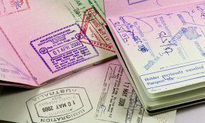 ¿En que viajes es necesario utilizar pasaporte y en cuáles no?