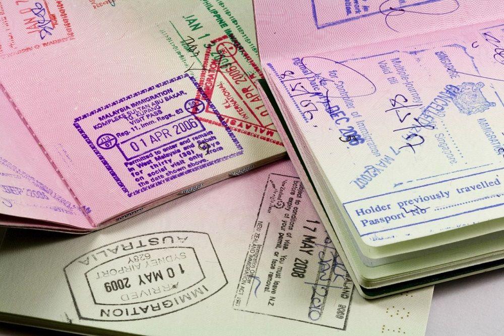 necesario utilizar pasaporte