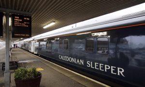 Tren Caledonian Sleeper