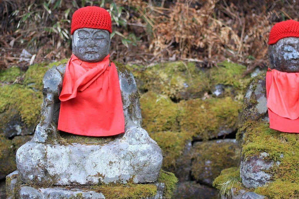 Estatua Jizo