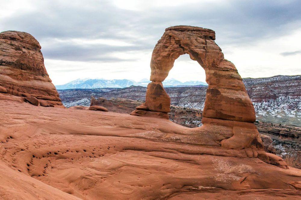 Parque Nacional Arches