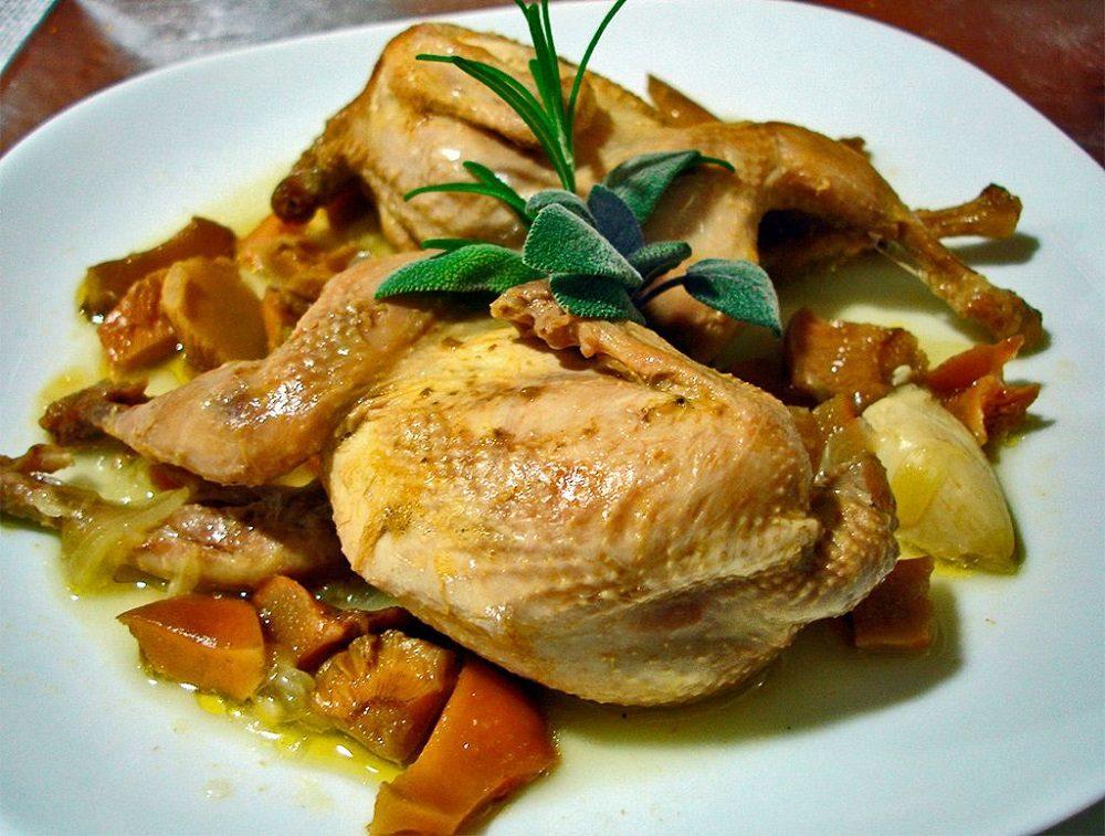 gastronomía de Toledo