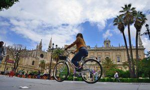 Las mejores ciudades de España para circular en bicicleta
