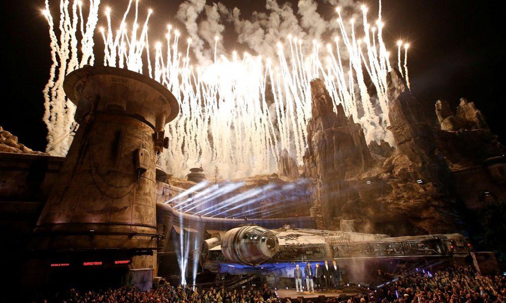 Parque de atracciones de Star Wars
