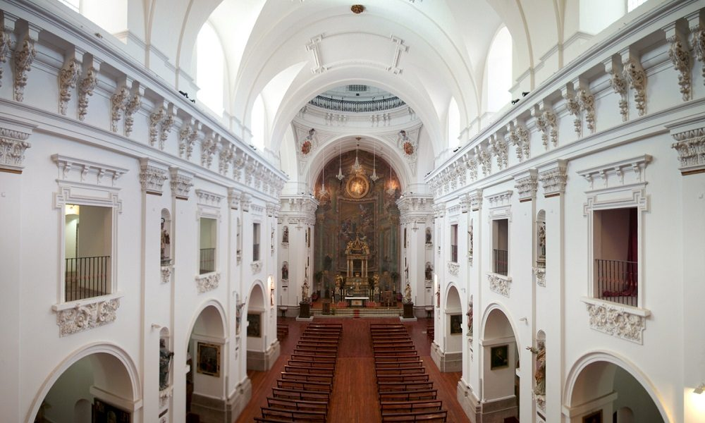 Iglesia de San Idelfonso