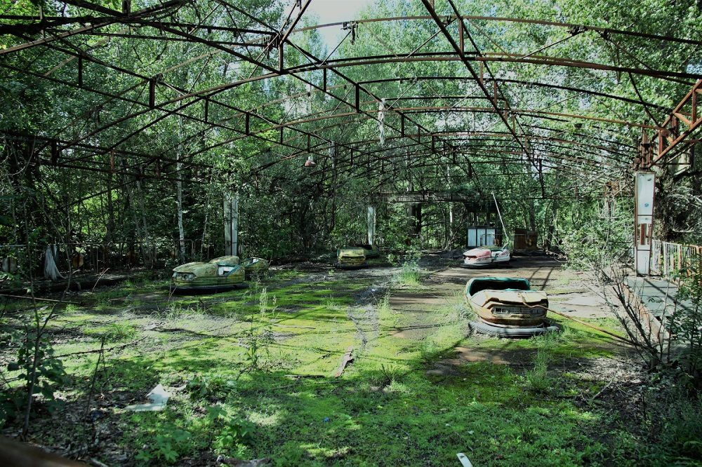 tour por Chernóbil