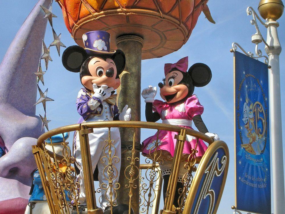 desfile de Disneyland París