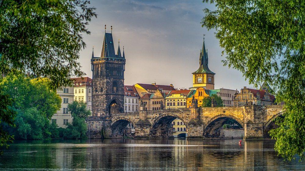 Praga puede visitarse durante todo el año