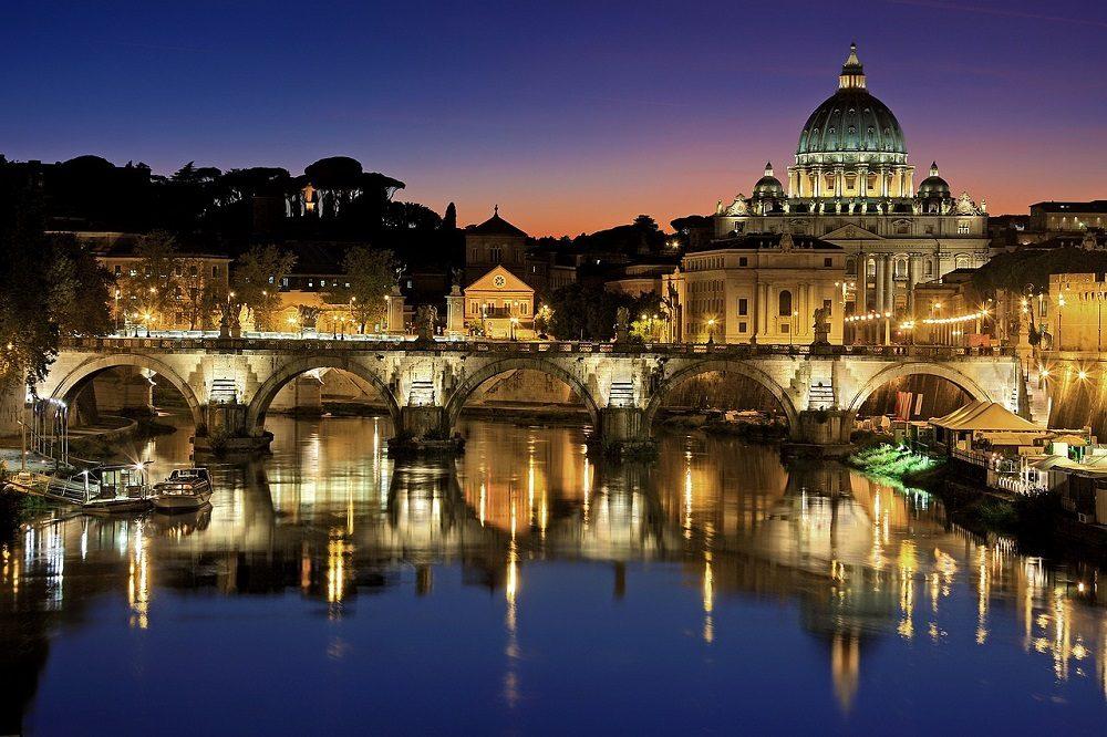 Roma tiene historia y moda