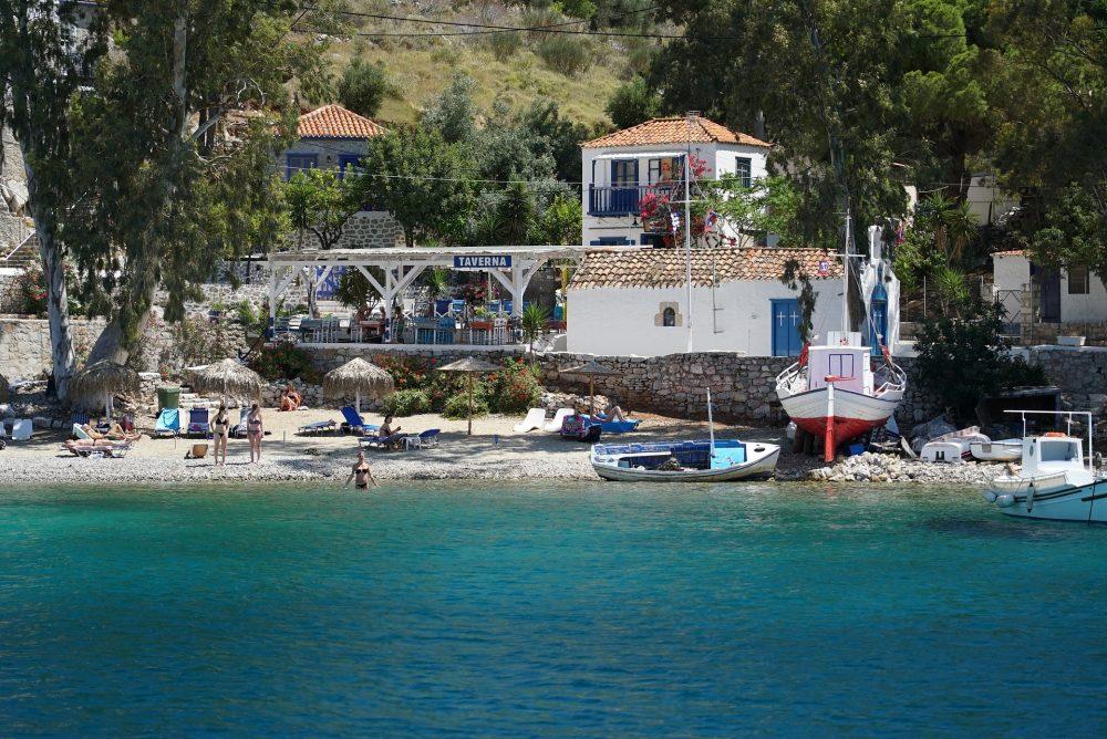 Vacaciones en las islas griegas - Hydra