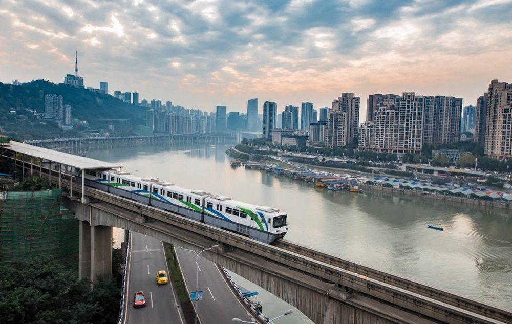 viajar en tren contamina menos