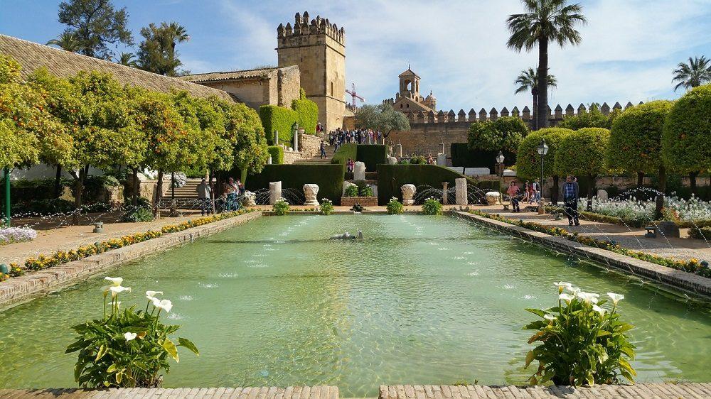 Alcázar de los Reyes Cristianos, en Córdoba