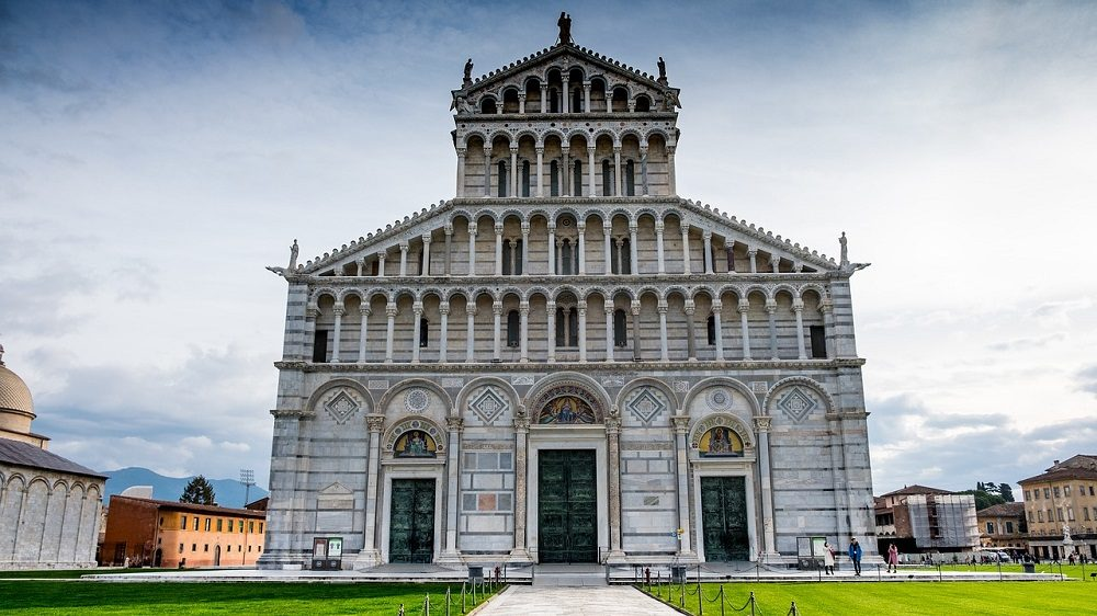 El Duomo o catedral de Pisa