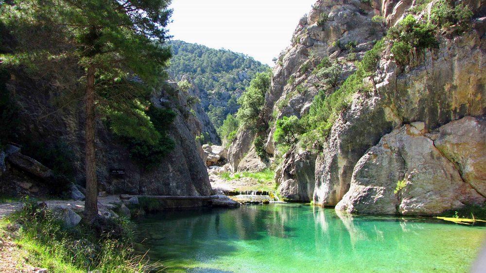El Parrizal de Beceite, Teruel