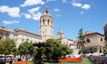 Transporte para una ruta Madrid - Valencia