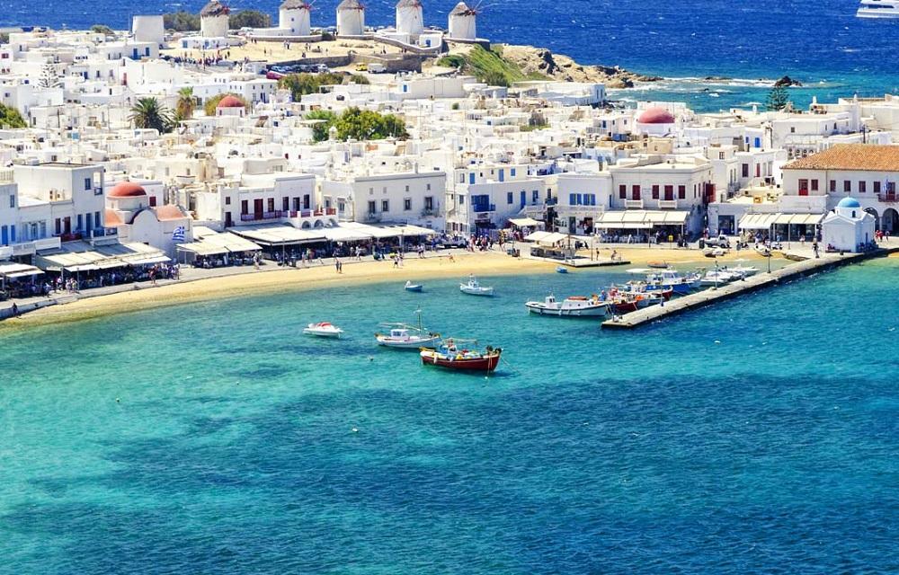 Isla de Myconos