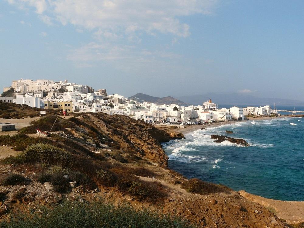 Ciudad de Naxos