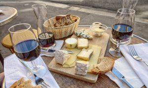 Sitios de Burdeos para probar sus quesos