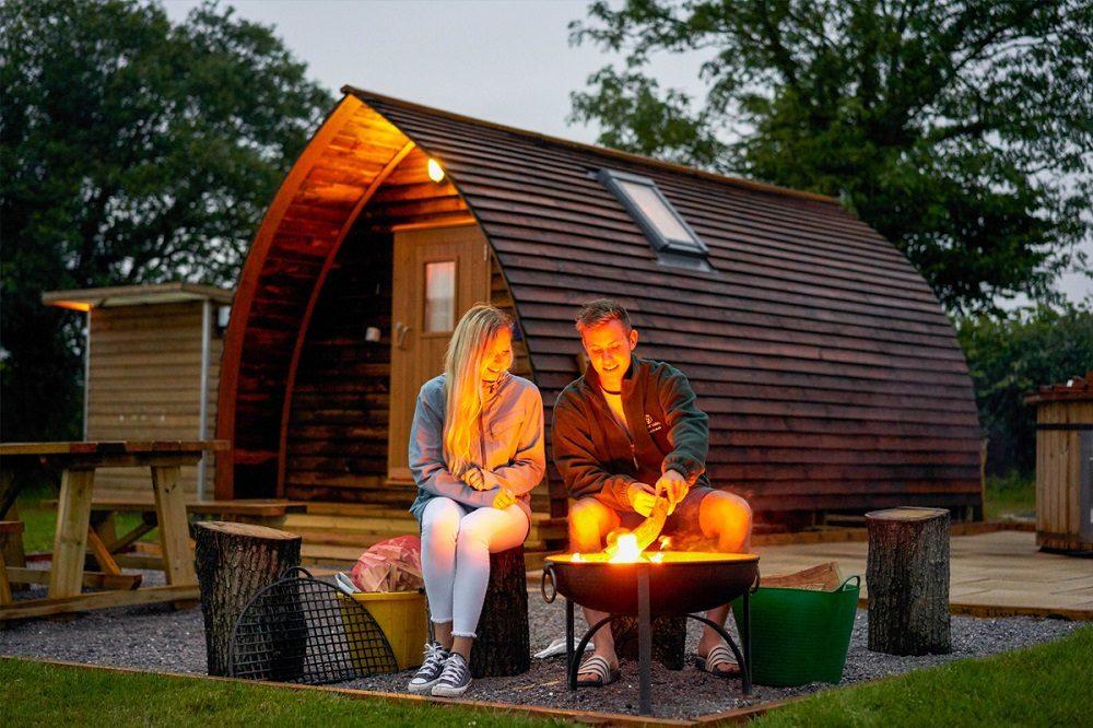 camping de lujo glamping