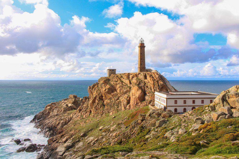 Ruta de los faros en Galicia - La fuerza de Vilan