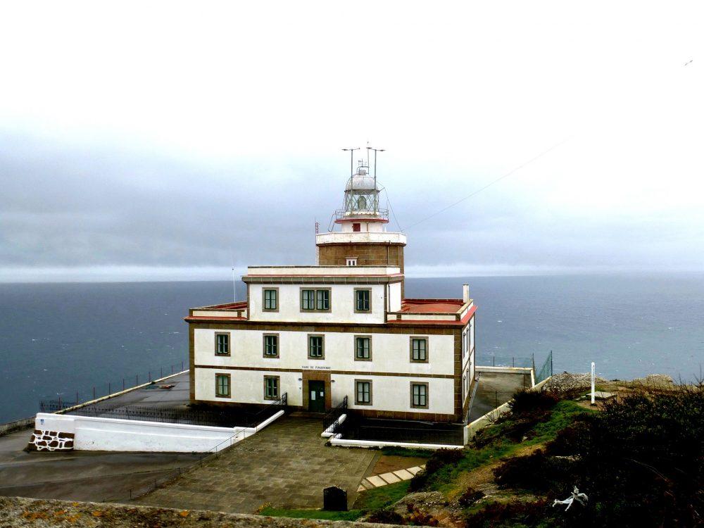 Ruta de los faros en Galicia - Faro de Finisterre