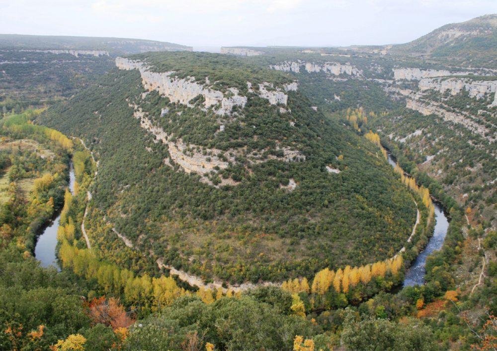 Ruta por los cañones del Ebro