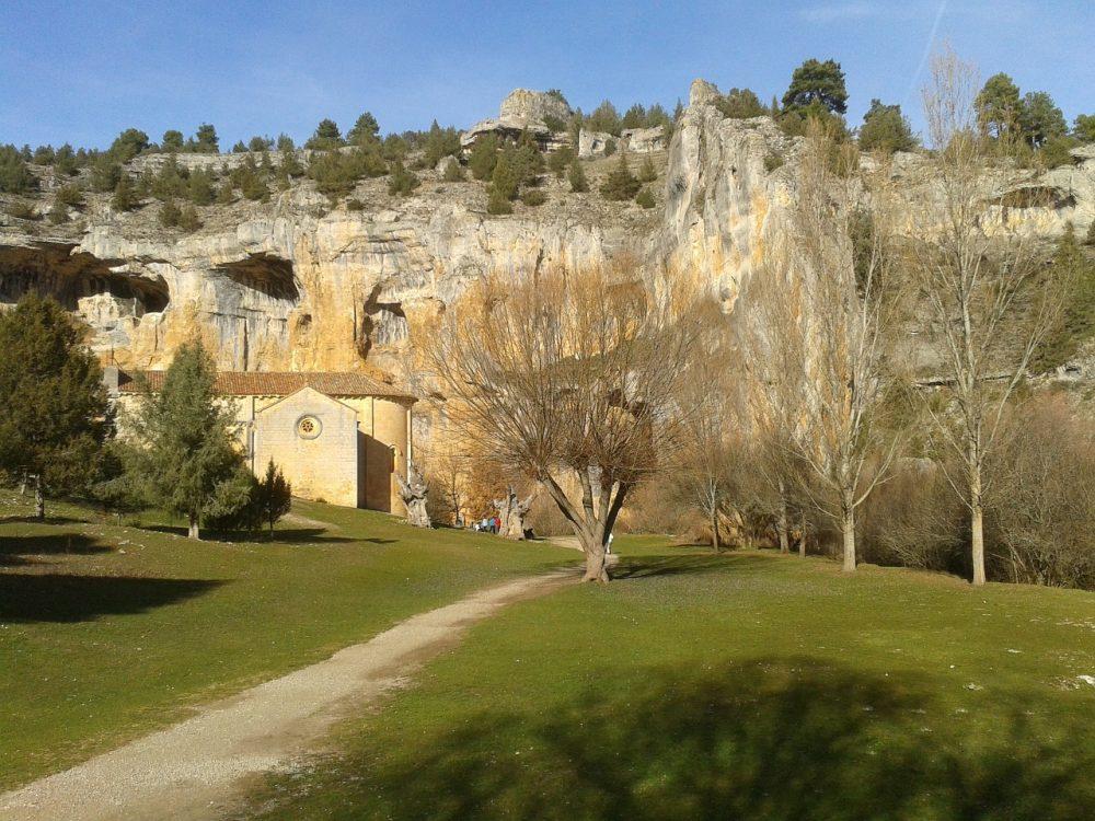 Ruta por el cañón del Río Lobos en Soria - Burgos