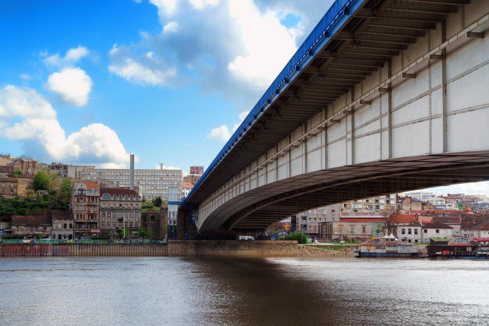 Belgrado río Danubio