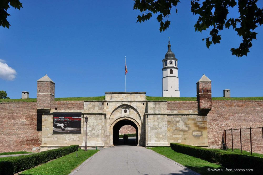 Fortaleza Belgrado