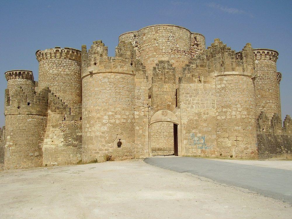 Castillo de El Cid