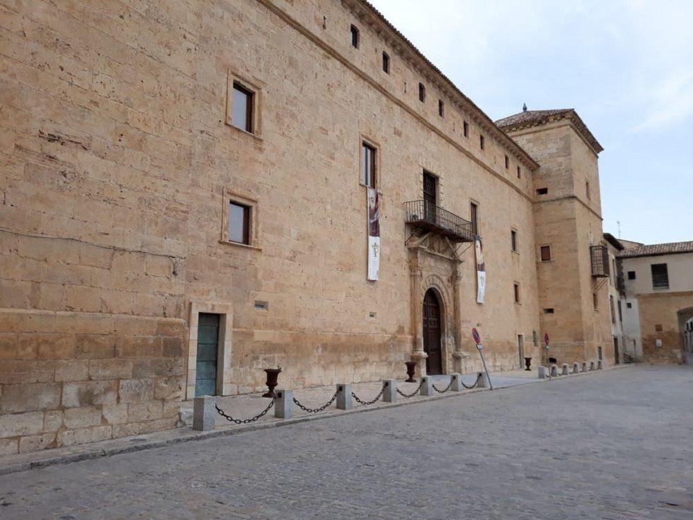 El gran Palacio Ducal de Pastrana