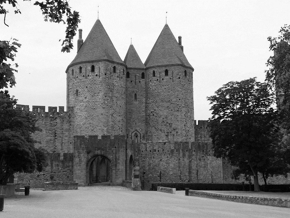 La Puerta de Narbona de la Ciudadela