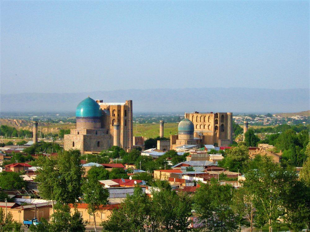 Qué ver y hacer en Samarkanda