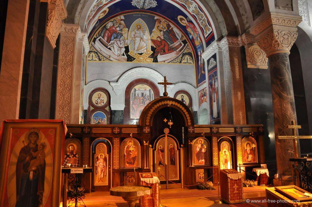 Catedral San Sava