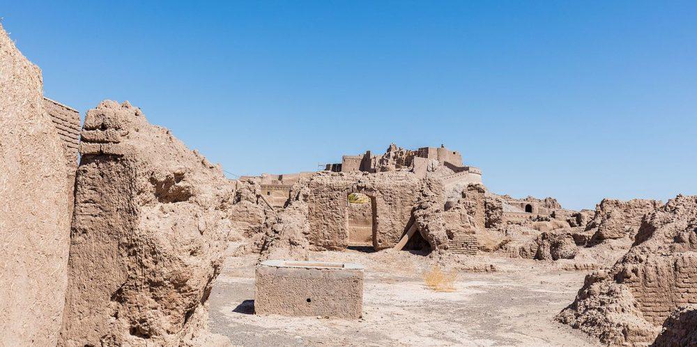 Un terremoto destruyó la ciudad de barro de BAM